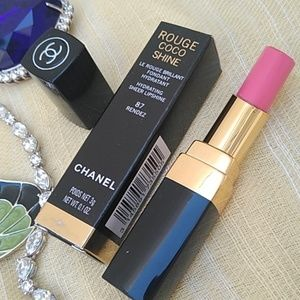 CHANEL lipstick #87 Rendez